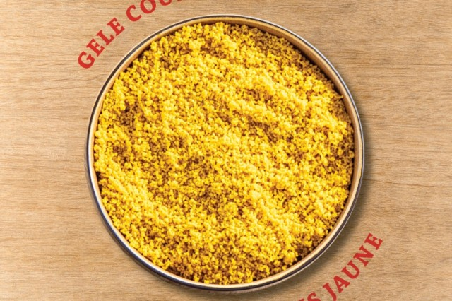 Gele couscous