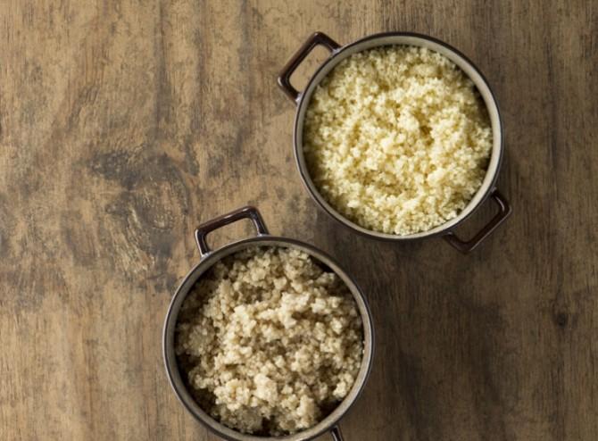 Couscous naturel