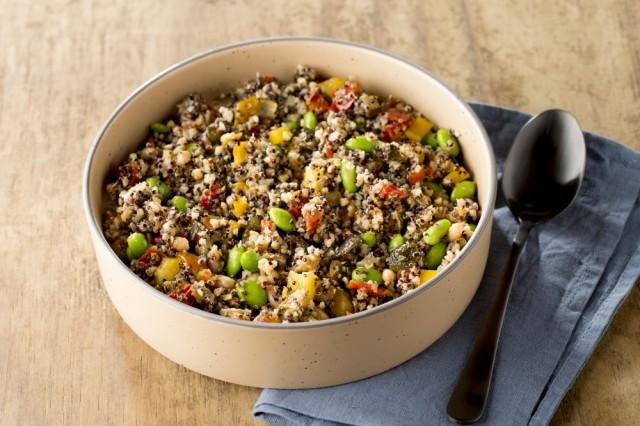 Zuiderse zwarte quinoa